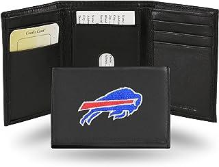 Rico Buffalo Bills Embroidered Tri Fold Wallet