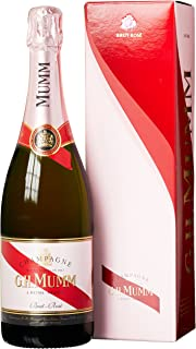 Mumm Cordon Rouge Brut Rosé mit Geschenkverpackung 1 x 0.75 l