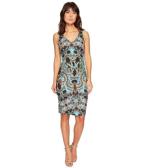 Assymetric Sleeve Dresses On Sale Nicole Miller
