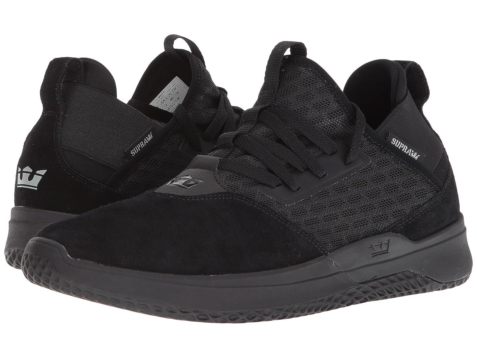Supra TitaniumAtmospheric grades have affordable shoes