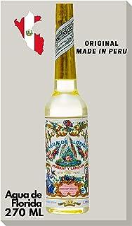 Eau de Cologne Agua de Florida originale Murray & Lanman du Pérou, pour homme et femme, 270 ml. Une eau de Cologne au ...