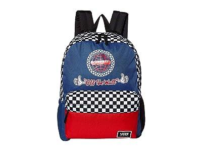 Vans BMX Backpack (True Navy) Backpack Bags