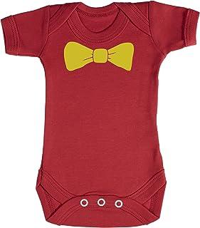 Baby Buddha Bow Tie Baby Bodys/Strampler 100% Baumwolle