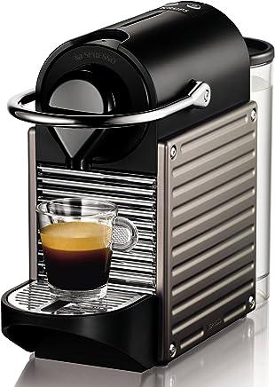 Nespresso Krups Pixie XN3005 - Cafetera monodosis