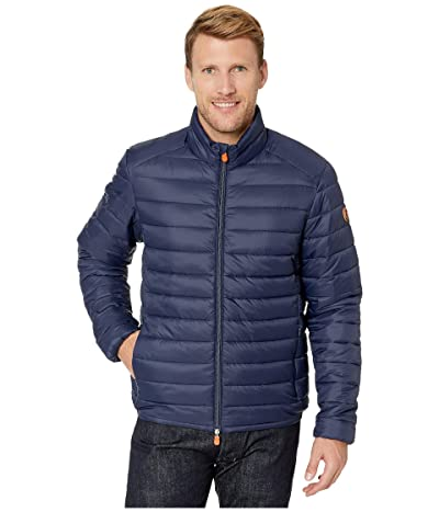 Save the Duck Giga 9 Puffer Jacket (Navy Blue) Men