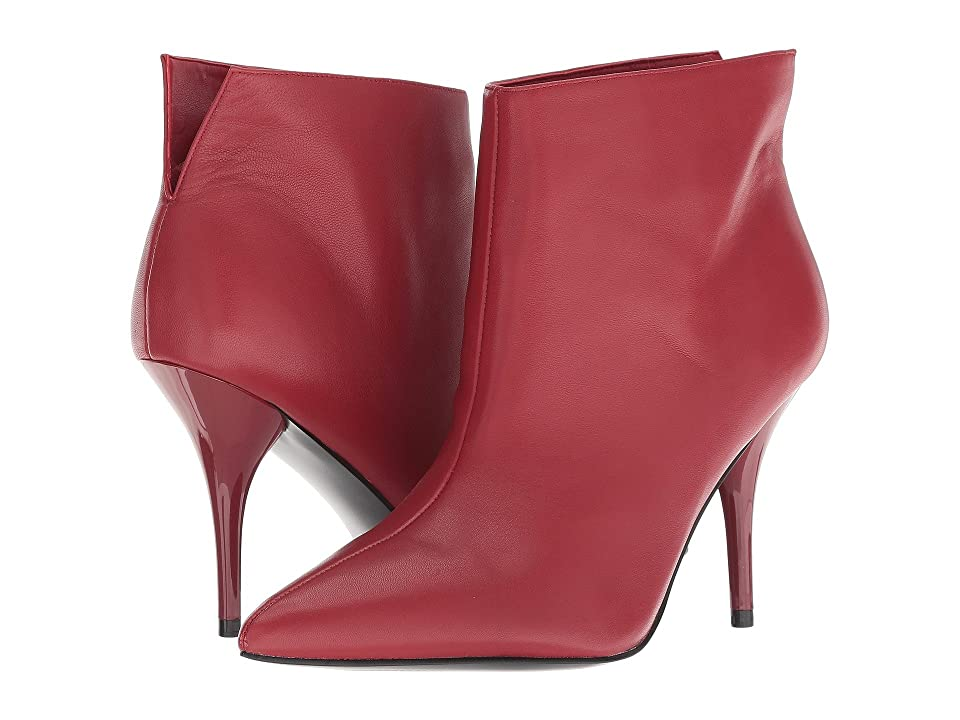 Marc Fisher LTD Fenet (Red Leather) Women