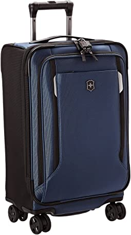 "Werks Traveler 5.0 - WT 22"" Dual Caster Expandable 8-Wheel U.S. Carry-On"