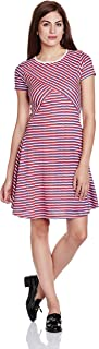 Sugr by Unlimited Women's Cotton A-Line Dress