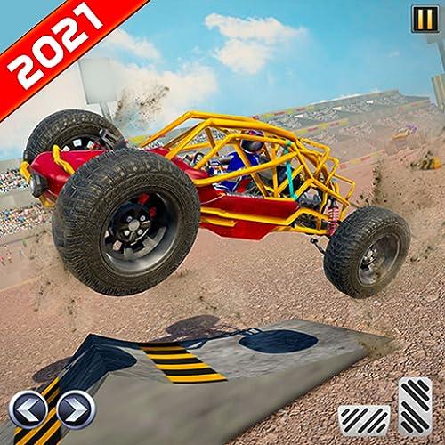 Car Crash Derby Stunts Buggy Games