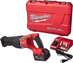 Milwaukee 2720-21 M18 Fuel Sawzall Reciprocating Saw Kit