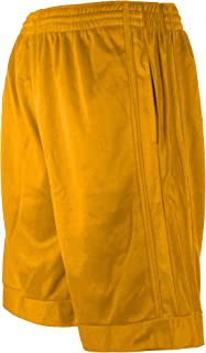 North 15 Men's Athletic Basketball Lightweight Shorts with Side Pockets (Medium - 5X Large)