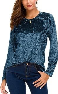Best velvet raglan shirt Reviews
