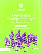 Cambridge IGCSE(TM) French as a Foreign Language Coursebook with Audio CDs (2) (Cambridge International IGCSE) (French Edition)