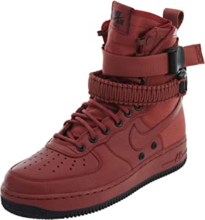 Air Force 1 SF Women's Shoes Cedar/Cedar-Black 857872-600 (5 B(M) US)