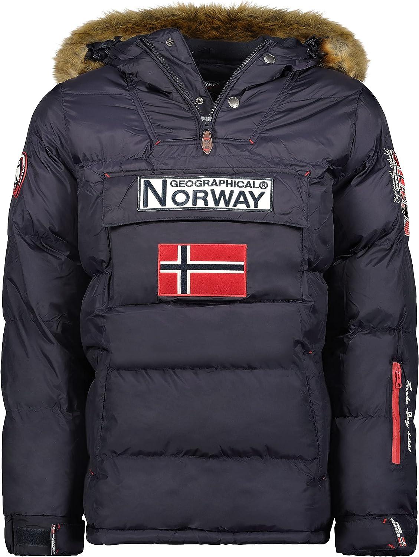 Geographical Norway - CHAQUETA DE HOMBRE BOKER