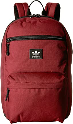 bc0c8aacf3 Noble Maroon Black. 43. adidas Originals. Originals National Backpack.   50.00