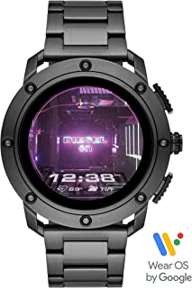 On Men's Axial Smartwatch- Powered with Wear OS by Google with Speaker, Heart Rate, GPS, NFC, and Smartphone Notifications.