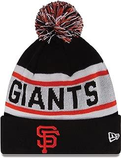MLB New Era Biggest Fan Redux Knit Beanie with Pom