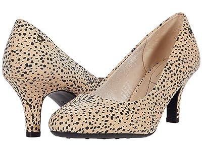 LifeStride Parigi (Natural Spotted Leopard) High Heels