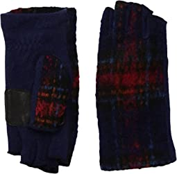 Echo Design - Plaid Fingerless Gloves