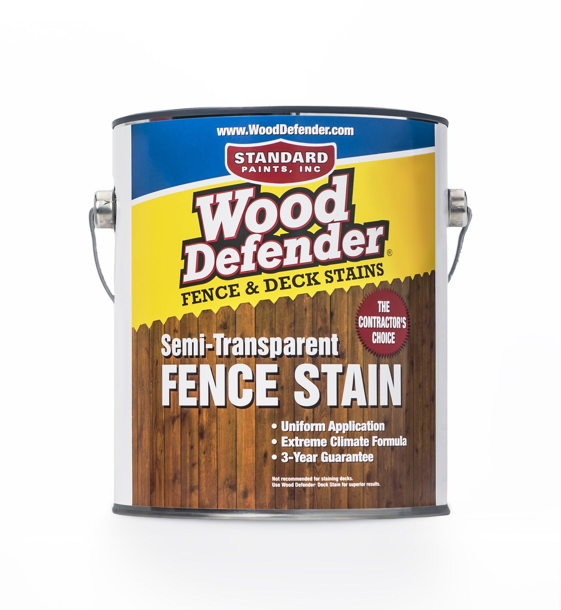 Wood Defender Semi Transparent Stain Sierra
