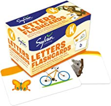 Pre-K Letters Flashcards: 240 Flashcards for Building Better Letter Skills Based on Sylvan's Proven Techniques for Success...