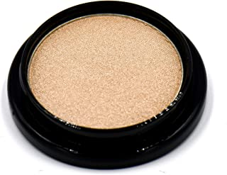 Mother of Pearl Frosted White Ivory Nude Beige Shimmer Pressed Powder Eye Shadow Eyeshadow Talc & Paraben Free Vegan No Animal Testing & Cruelty Free
