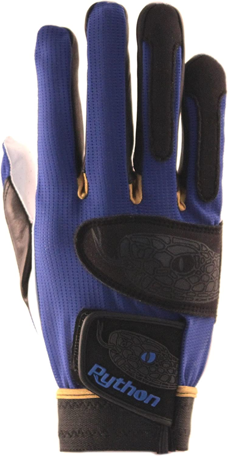 Python Deluxe Import Glove Racquetball Max 52% OFF