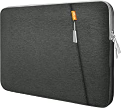 "JETech Laptop Sleeve for 13.3-Inch Notebook Tablet iPad Tab, Waterproof Bag Case Briefcase Compatible with 13"" MacBook Air, 13"" MacBook Pro, 12.3 Surface Pro, Grey"