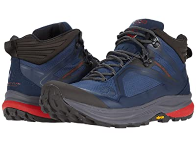 Topo Athletic Trailventure (Navy/Red) Men