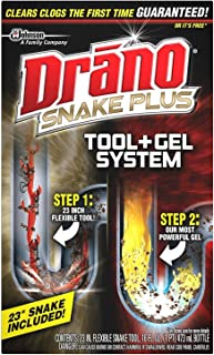 Drano 16 oz. Snake Plus Kit (1)