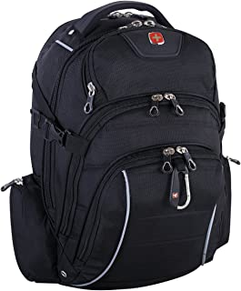 027921e4423f Swiss Gear International Carry-On Size Rainproof Backpack for laptop - Fits  15.6-Inch