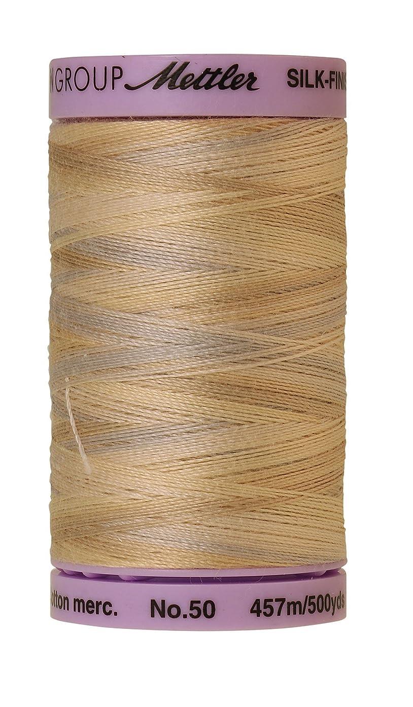 Mettler Silk-Finish Variegated Cotton Thread, 500 yd/475m, Pearl Tones