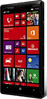 Nokia Lumia ICON 929 32GB Verizon Wireless Quad-Core Smartphone w/ 20MP Camera - Black