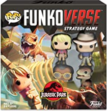 Best Funkoverse: Jurassic Park 100 4-Pack Board Game Review