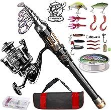 Best telescopic fishing rod kit Reviews