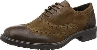 Geox U Kapsian A, Zapatos de Vestir Hombre