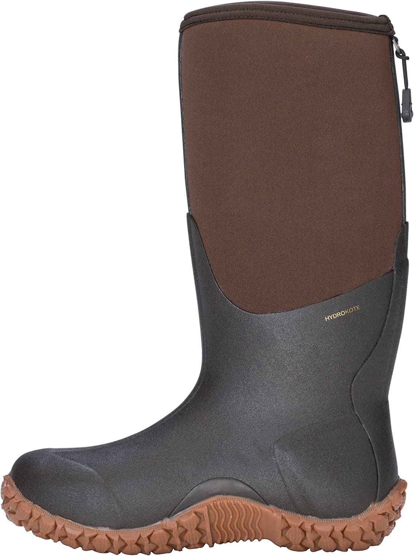 DRYSHOD Gurley II Womens Size 9 Black Hi Waterproof Work Boots