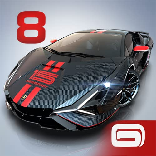 Asphalt 8: Airborne (Kindle Tablet Edition