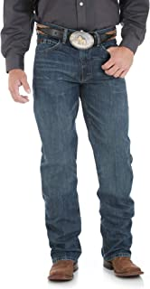 Wrangler Men's 20X 01 Competition Relaxed Fit Jean - Blue