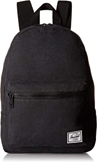 Supply Co. Women's Cotton Casual Grove X-Small Backpack, Black, One Size