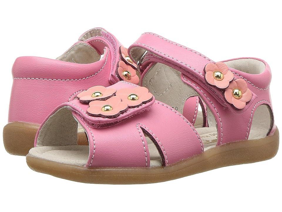 See Kai Run Kids Olivia (Toddler) (Hot Pink) Girl