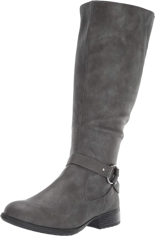   LifeStride Women's X-Felicity Wide Calf Tall Shaft Boot Knee High   Knee-High