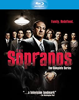 The Sopranos - Complete Series Reg.A/B/C United Kingdom