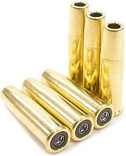 Bear River Pellet Cartridges Black Ops Exterminator Revolver - Pack of 6 Shells for Standard .177 Caliber Pellets