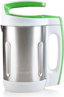 Domo - do705bl - Blender chauffant 2l 1000w soupe express