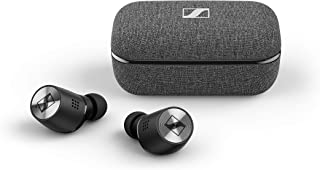 $299 » Sennheiser Momentum True Wireless 2 - Bluetooth Earbuds with Active Noise Cancellation, Smart Pause, Customizable Touch Control and 28-Hour Battery Life - Black