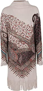 ETRO Luxury Fashion Womens 181769164800 Multicolor Dress | Fall Winter 19