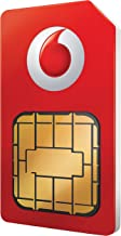 Vodafone Nano Pay As You Go Voice Sim