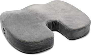 Samsonite Travel Neck Pillow for Car Orthopedic Seat Cushion Orthopedic Seat Cushion Gray